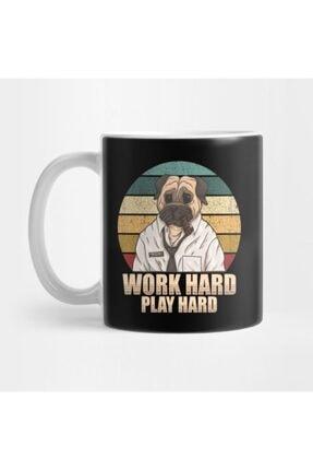TatFast Work Hard Play Hard Kupa 0