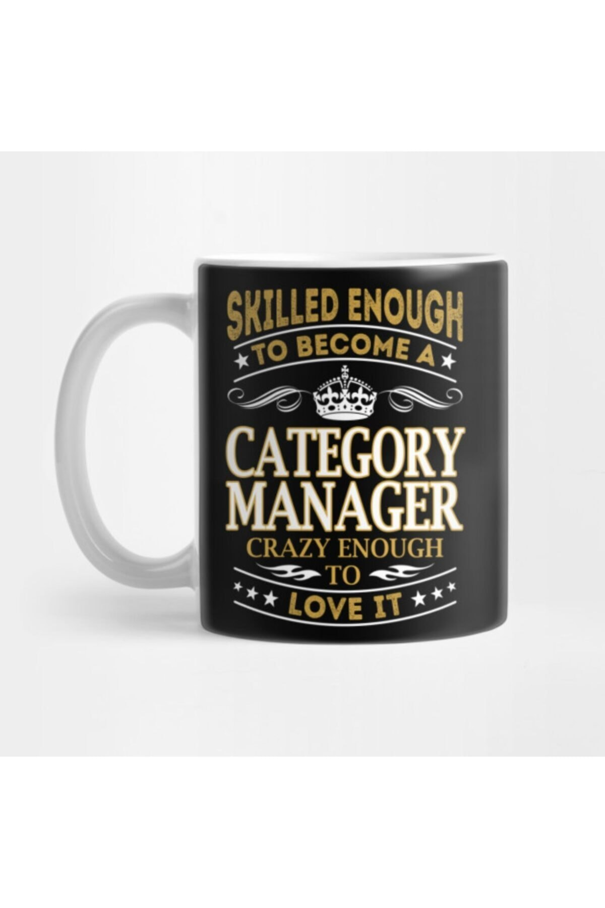 Category Manager Skilled Enough Kupa