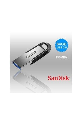 Sandisk Ultra Flair 64gb Usb 3.0 Usb Flash Bellek Sdcz73-064g-g46 2