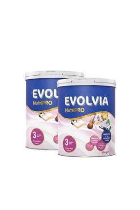 Evolvia 3 Devam Sütü Nutripro Plus 800 gr x 2 Adet 0