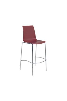 Papatya Mobilya Turuncu Bahçe Sandalyesi 0