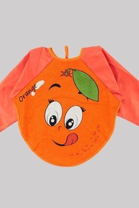 Babydonat Mevye Desenli Giyilebilen Bebek Önlüğü 2