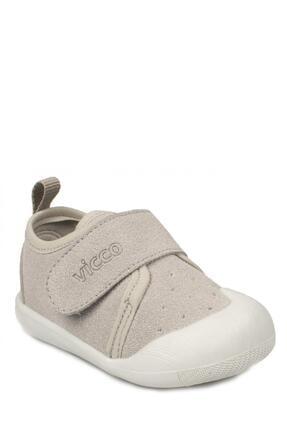 Vicco 950.e19k.224 Anka Ilk Adım Gri Çocuk Ayakkabı 0