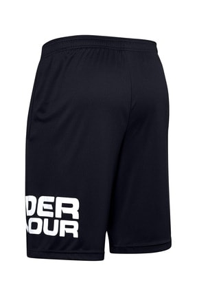 Under Armour Erkek Spor Şort - Ua Tech Wordmark Shorts - 1351653-001 3