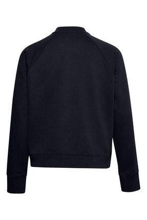 Under Armour Kadın Spor Sweatshirt - Rival Fleece Jacket - 1358148-001 1