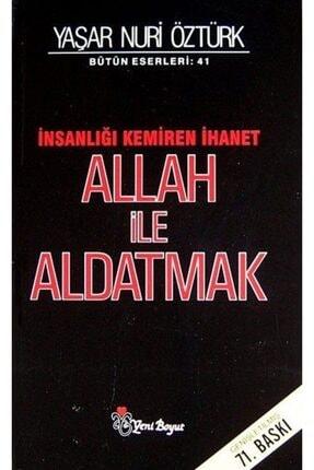 Yeni Boyut Yayınları Allah Ile Aldatmak 0