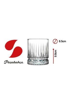 Paşabahçe Elysia Meşrubat Bardağı 6'lı 520004 3