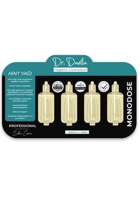 Dr.Davilla Dr. Davilla Hint Yağı 50ml Saç, Kaş, Kirpik Ve Tırnak Bakım Yağı 0