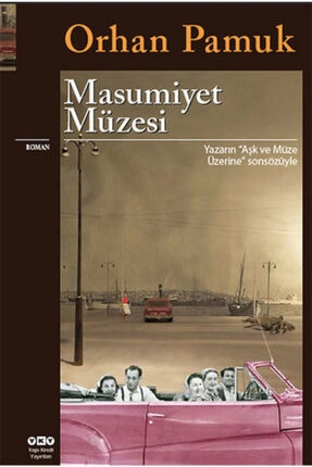 Varlık Yayınları Masumiyet Müzesi 0