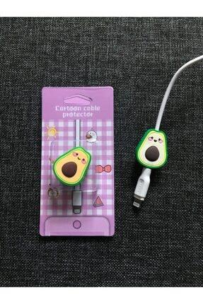 SUPPO Iphone 7 Plus Ve 8 Plus Modellere Uyumlu, Logolu Lansman Kılıf Kablo Koruyucu 2