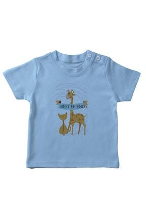 Baskılı Bebek T-Shirt resmi