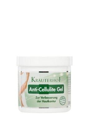 Krauterhof Anti-cellulite Gel 250 ml - Selülit Karşıtı Jel 0