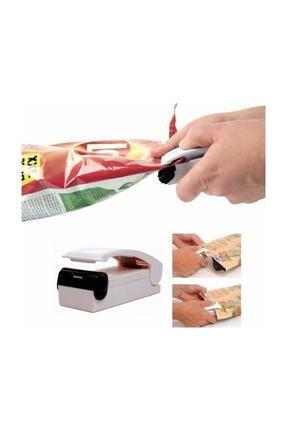 Zzn Isıtıcılı Poşet Kapatıcı Sealer Poşet Ağzı Yapıştırma Makinası 3