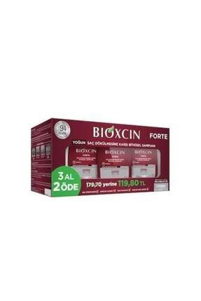 Bioxcin Forte 3 Al 2 Öde Şampuan 3 Adet Serum Hediyeli 0