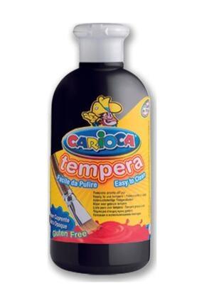 Carioca Tempera 500 ml Siyah Süper Yıkanabilir Suluboya Ko02702 0