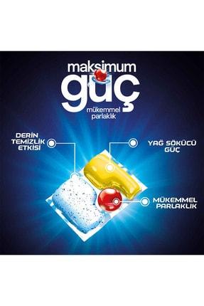 Finish Quantum Max Bulaşık Makinesi Deterjanı 144 Kapsül Limonlu 48 X 3 2
