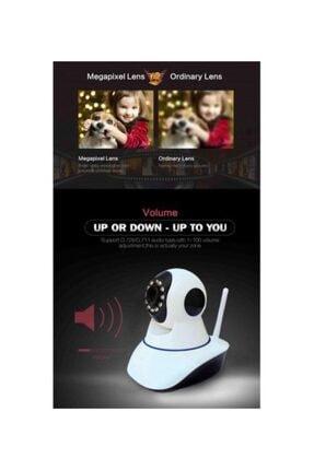 Azemax Ip610s Hd 1mp Wifi Güvenlik Ip Kamera 3