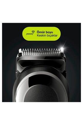 Braun Mgk 5260 Erkek Bakım Kiti 8in1 Şekillendirici + Gillette Hediye 3