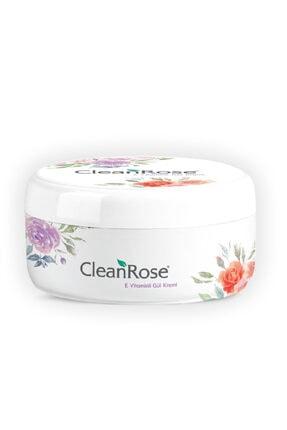 Clean Rose Cleanrose E Vitaminli Özel Formüllü Gül Kremi 125 ml 0