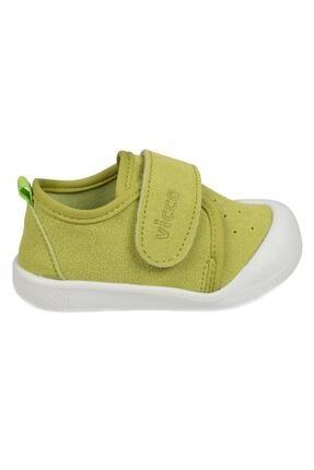Vicco 950.e19k.224 Anka Çocuk Ilk Adım Yeşil Ayakkabı 1