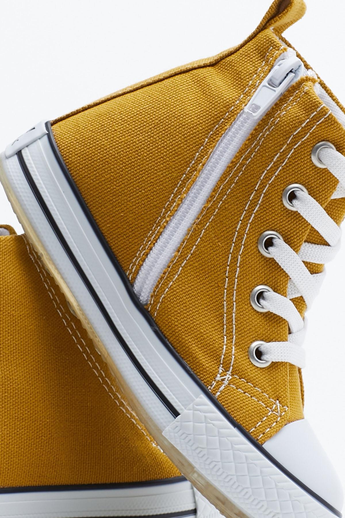 Tonny Black Hardal Çocuk Spor Ayakkabı Uzun Tb999 2