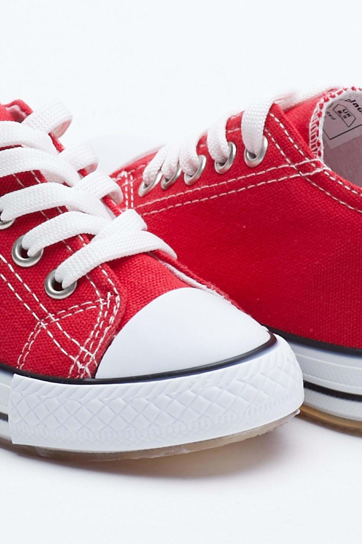 Tonny Black Kırmızı Çocuk Spor Ayakkabı Tb998 2