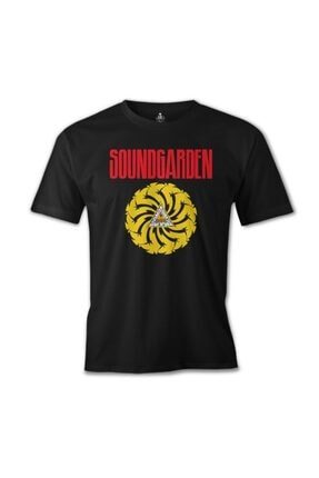 Lord T-Shirt Erkek Siyah Soundgarden - Logo T-shirt os-205 0