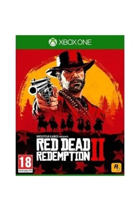 RockStar Games Red Dead Redemption 2 Xbox One Oyun 0