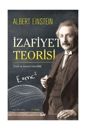 Say Yayınları Izafiyet Teorisi - Albert Einstein 0