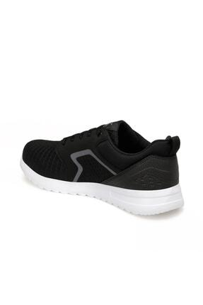 Kinetix Siyah Gri Erkek Sneaker Cosmo M 2