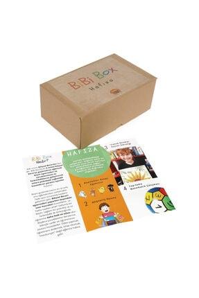 BiBi Box Bibibox Hafıza - Beyin Ve Zekâ Geliştirici Etkinlik Kutusu 1
