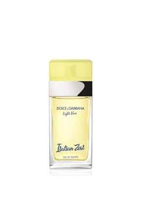 Dolce Gabbana Light Blue Italian Zest Edt 50 Ml Kadın Parfüm 0