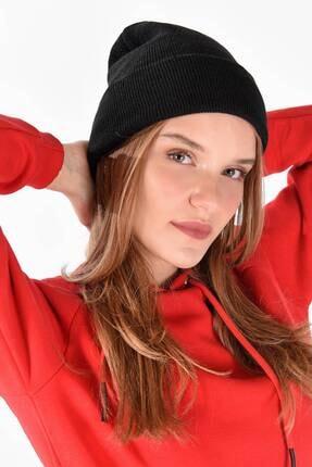 Addax Kadın Siyah Şapka Şpk12835 - Aks -e5 ADX-0000020470 4