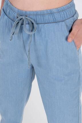 Addax Kadın Açık Kot Rengi Önden Bağlamalı Pantolon Pn4317 - Pnl ADX-0000022956 3