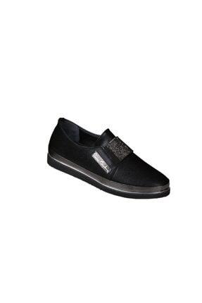 Pierre Cardin Kadın Siyah Spor Ayakkabısı 0