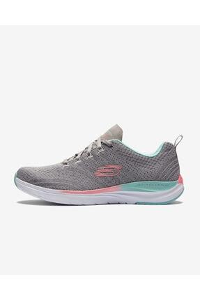 Skechers Kadın Gri Spor Ayakkabı 0