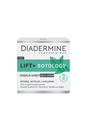 Diadermine Lift+botology Kırışıklık Karşıtı Gece Kremi 50ml 0