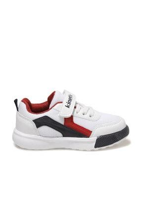 Kinetix TWIN 1FX Beyaz Erkek Çocuk Sneaker 100605630 1