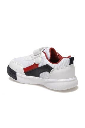 Kinetix TWIN 1FX Beyaz Erkek Çocuk Sneaker 100605630 2