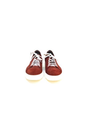 ALBERTO GUARDIANI Erkek Bordo Günlük Ayakkabı 4
