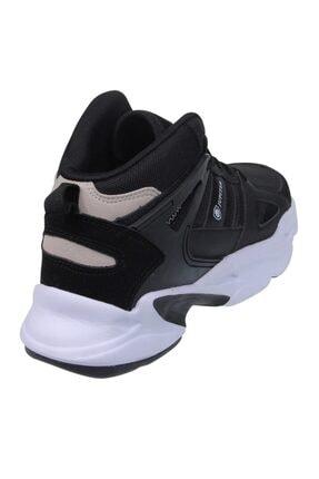 MP Unısex Bilek Boy Siyah-beyaz Spor Ayakkabı 211-1723gr 100 1