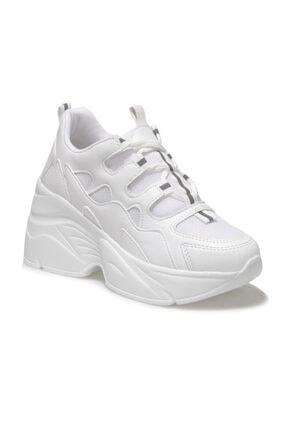 Butigo 21S-0491FX Beyaz Kadın Fashion Sneaker 101014296 1
