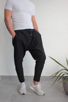BAYKİM Şalvar Model Pantolon Siyah Renk 0