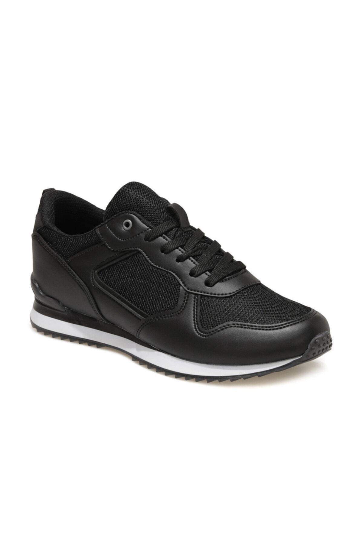 Strada 1fx Siyah Erkek Casual Ayakkabı
