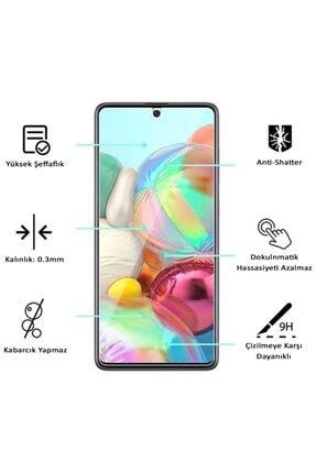 Huawei Mate 20 Lite Uyumlu Ekran Koruyucu Yeni Nesil Hd Kalite Cam Screensaver 2