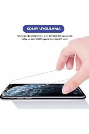 Huawei Mate 20 Lite Uyumlu Ekran Koruyucu Yeni Nesil Hd Kalite Cam Screensaver 3