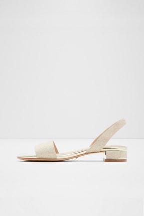 Aldo Kadın Altın Sandalet 0