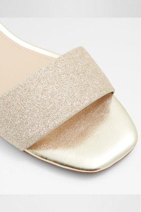 Aldo Kadın Altın Sandalet 2