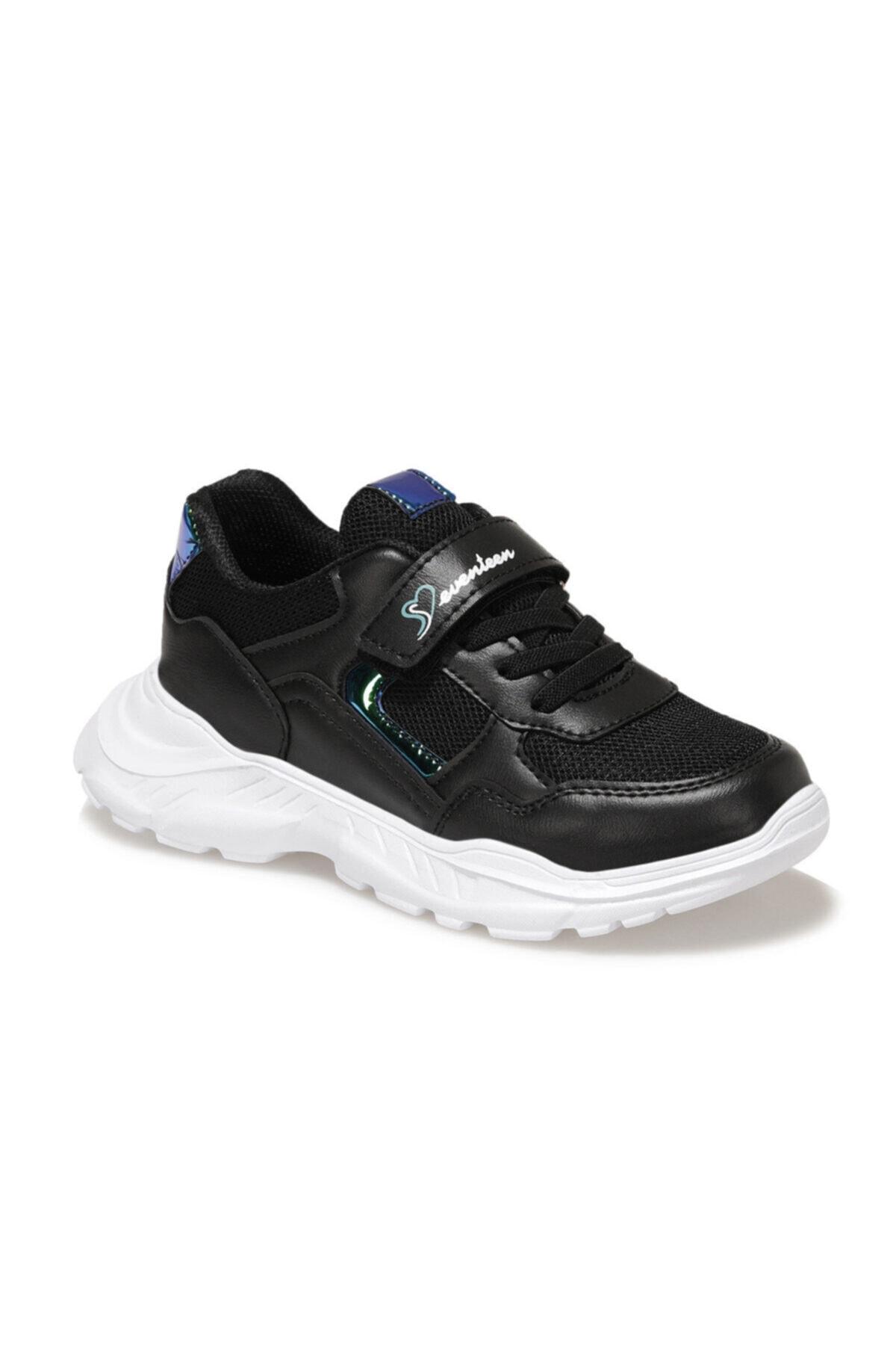 KORİ 1FX Siyah Kız Çocuk Fashion Sneaker 101015251