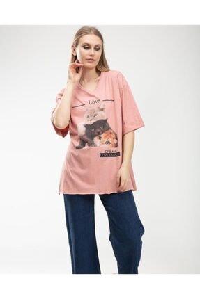 Kadın T-shirt 748819